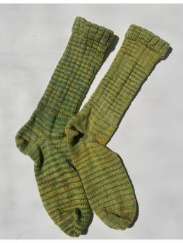 GreenBay Stripes, Superwash Merino Wool, Bamboo and Nylon mix