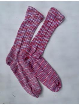 Pink, , Super Wash Merino Wool, Bamboo and Nylon mix
