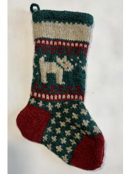 Woof, Christmas Stocking