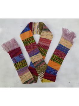 Patchwork Merino Wool#1, Scarf