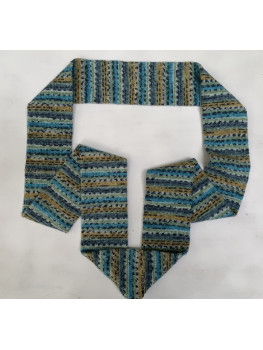 Diane's 2nd Favorite Yarn, No Wool and Bamboo, Infinity Scarf