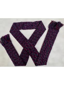 Aster, Superwash Wool and Nylon, Scarf