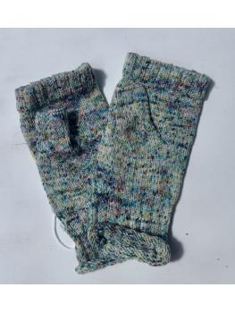 Agua, Superwash Merino and Wool, Fingerless Gloves