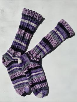 Arctic Cat, Superwash Wool and Nylon Cuff Length Socks