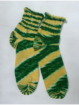 GoPackGo, Superwash Wool and Nylon, Ankle Socks